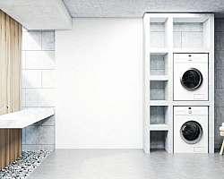 Serviço de lavanderia