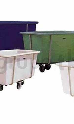 Caçambas para lavanderia