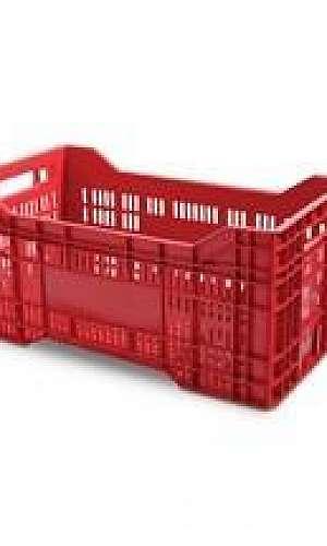 caixa plastica agricola