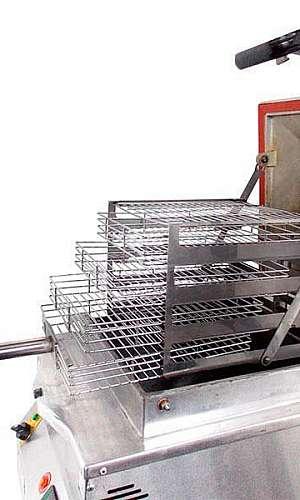 Fritadeira industrial para restaurante