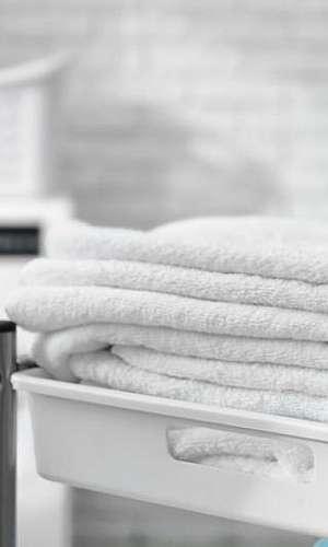 Lavanderia para salão de cabeleireiro